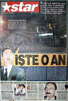 Star gazetesi 25 ocak 2001