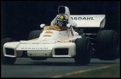 Wilson Fittipaldi - Brabham BT 34 F1 - Nürburgring