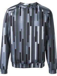 Christopher Kane geometric print sweatshirt