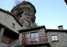 Rutas Mar & Mon: La Roca Foradada en Cantonigrós - Rupit y Prüit - Salt de Sallent