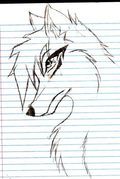 How to Draw Anime Wolves: 9 Steps (with Pictures) - wikiHow