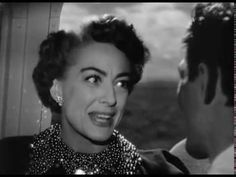Who is the cat and who - mouse? 1952nuar Joan Crawford, Jack Palance, Gl...