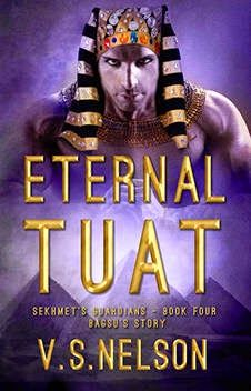 $25 GC - (This title cracks me up!) Romancing the Readers: Excerpt & Giveaway Tour: Eternal Tuat by V S Nelso...