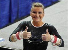 Bridget Sloan wins 2013 NCAA All Around Title   2013 NCAA Womens Championships   Florida Gators  @Bridget Sloan