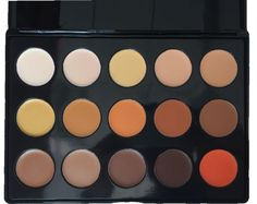 NEW ARRIVAL 15 Colors Conceal & Corrector Palette $39.95! This palette is ideal for all makeup lovers!