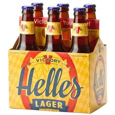 Now Available in 35 States: Victory Brewing Co. Helles Lager