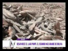 RTP Programa Nuestra Mañana - Lago Poopó Entrevista a Enrique Richard y ...