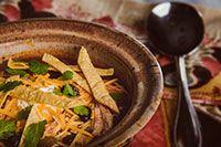 Chicken Tortilla Crockpot Soup | Arkansas Living Magazine
