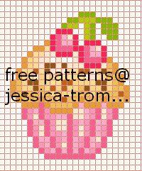 borduren kruissteekpatronen cross-stitching free embroidery