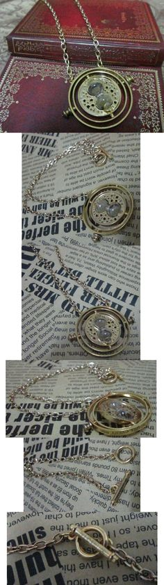 Harry Potter TIME TURNER NECKLACE Hermione by beatifulheart, $22.99