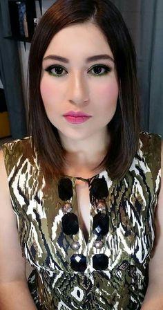 Un maquillaje de dia super e ideal para una presentacion de la oficina