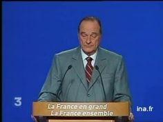 La Politique Jacques Chirac refuse le débat télévisé avec Jean Marie le Pen - http://pouvoirpolitique.com/jacques-chirac-refuse-le-debat-televise-avec-jean-marie-le-pen/