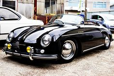 Porsche 356 Intermeccanica 356 T1 Speedster Body