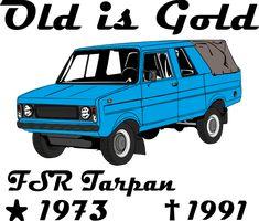 Tarpan icon of Polish automotive industry