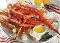 Hillbilly Crab Legs - Great Deals at www.AlaskaKingCrabs.com