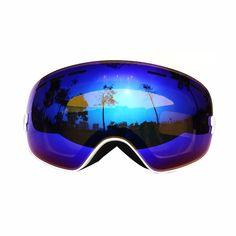 7f5df391cc76ce 2017 COPOZZ Ski Snowboard Snow Goggles Skiing Eyewear Ski Glasses Motocross  Sunglasses Women Men  Affiliate