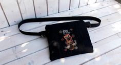 Belt bag/belt pack/hip bag/ fanny pack/ waist bag/ by Crearts
