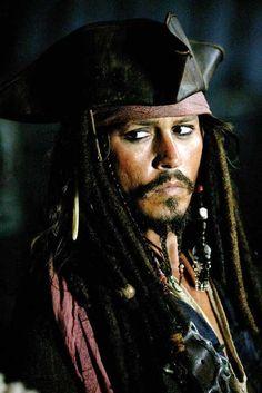 """Captain Jack Sparrow (Johnny Depp, """"Pirates of the Caribbean"""") Captain Jack Sparrow, Film Pirates, Famous Pirates, I Movie, Movie Stars, Fun Movies, Action Movies, Imdb Movies, Jack Sparrow Wallpaper"""