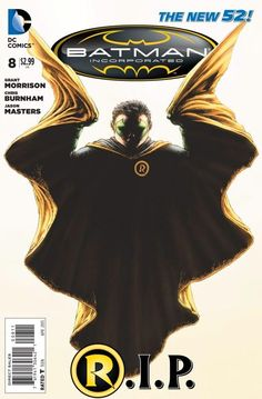 Noooooooooooo D:  EXCLUSIVE: DC killing off Batman's 'Boy Wonder' Damian Wayne in new comic book - NYPOST.com