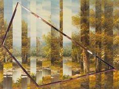 The Off Season Painting 2 In, Saatchi Art, Original Paintings, Seasons, Mirror, The Originals, Canvas, Glass, Artwork