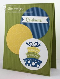 Rita's Creations: Birthday Bash 2013