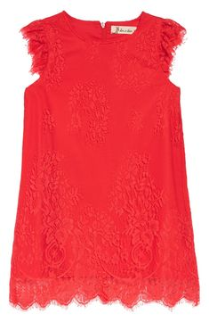 63952e188fedd Free shipping and returns on Doe A Dear Lace Dress (Toddler Girls  amp   Little