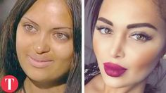 10 Instagram Models BEFORE Plastic Surgery