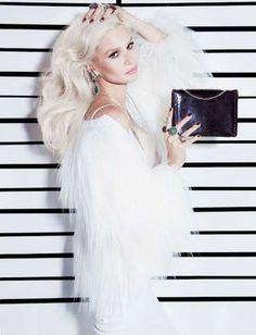 Opulent Fashion Editorials : royal style
