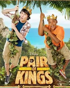 Pair of Kings.Only somewhat embarrassed to say this is my favorite show ever