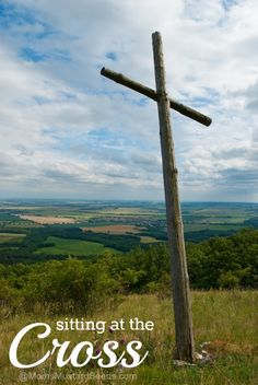 """""""My life needs centrifaith force and the centrality of the cross is the force that holds together my universe and Grace is my gravity and the Cross is my cosmos.  If everything in my world's spinning out of control, is it because I've lost the centrality of the cross?"""" Ann Voskamp"""