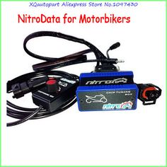 XQautopart Nitro Data ChipTuning Box for Motorbikers M-6 Nitrodata For Aprilia Ducati Moto Chip Tuning Box M6