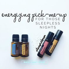 Continuing on our #eobirthandbabies series!  Oh those first few nights (read: months) of no sleep. They can really take a toll on ya. Wish we could give newborns the new Serenity softgels... but you can use Serenity or Lavender to help them sleep! Anyway, for mama, Wild Orange+Peppermint in the diffuser, in your water (always glass, never plastic), or applied to the back of your neck will help a ton. Passion and Motivate are incredible at helping you feel ready to tackle the day, no matter…