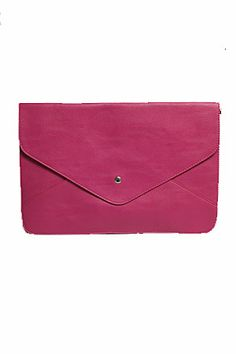 VIDA Statement Clutch - Pink Pagoda by VIDA iAid4