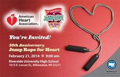 Jump Rope for Heart got its start in Milwaukee!