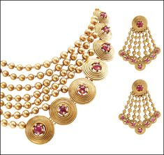 Azva Bridal Jewelry Collection| Indian Bridal Necklace Sets | http://www.uniquevivah.com/wedding-jewellery/indian-bridal-jewelry-collection/