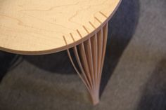 Wind Stool// Veneer// how to keep it from splitting?