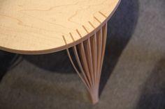 Wind Stool// Veneer// how to keep it from splitting?
