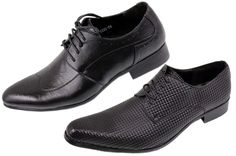 Wish   MENS SMART LACE UP WEDDING SHOES ITALIAN FORMAL OFFICE WORK CASUAL PARTY BROUGES