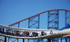 Avalanche - Blackpool Pleasure Beach <3