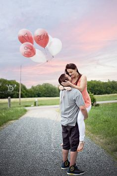 #danicabaxterphotography danicabaxter.com balloons save the date couple love engagement photos engagement ring wedding photos