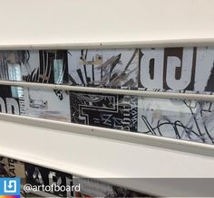 "RepostBy @artofboard: ""Urban clash meets modern elegance in our new GLASS #tile collection a collaboration with @modwalls. #ArtofBoard #irideirecycle #modwalls #interiordesign #hospitalitydesign #commercialdesign #retaildesign #glasstile"" (via #InstaRepost @EasyRepost)"