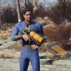 An awesome Virtual Reality pic! SECRET HARPOON GUN DISCOVERED BY A MODDER LOCATED IN THE GAME FILES CREDIT - http://www.youtube.com/tyrannicon  @fallout @falloutuniverse @fallout_game - - - - - - #computers #tech #virtualreality #future #invention #robots #robotics #computerscience #reality #amd #intel #mods #custom #customisation #Pc #console #gaming #consolegaming #pcgaming #fallout #news by techno_bots check us out: http://bit.ly/1KyLetq