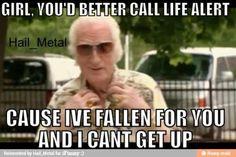 Haha old people
