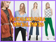 CATALOGO ZARA 2016 SPECIAL PRICES