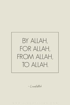 Islam Reflection — lionofallah: And (remember) when your Lord said.