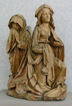 Tillmann Riemenschneider_Trauernde Frauen_1508
