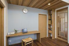 素材使いが心地良い、平屋建ての住まい|施工実績|愛知・名古屋の注文住宅はクラシスホーム