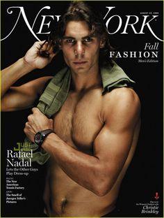 Rafael Nadal--tennis