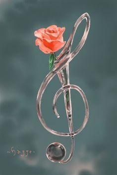 Music symbols ideas treble clef new ideas Music Note Symbol, Music Notes Art, Music Symbols, Whats Wallpaper, Music Wallpaper, Music Drawings, Music Artwork, Musica Love, Instruments