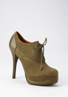 Olive = a new neutral shoe?